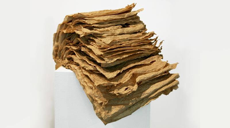 May Babcock, papermaking artist