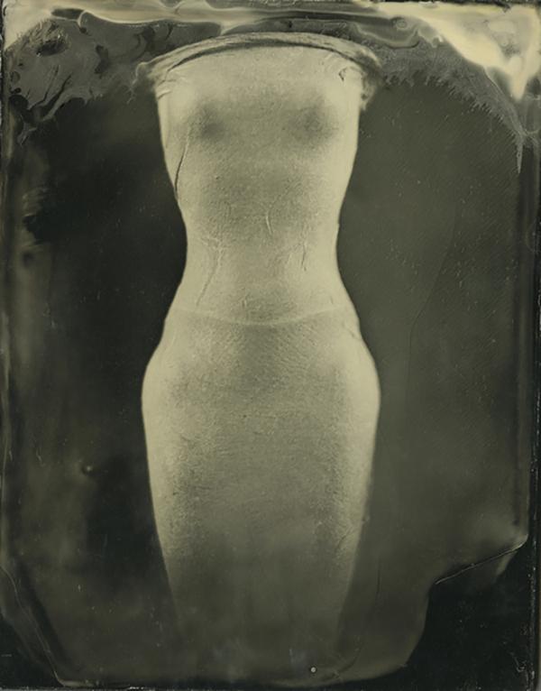 Lindsey Beal, Flax Sculpture Handmade Paper, Venus Series