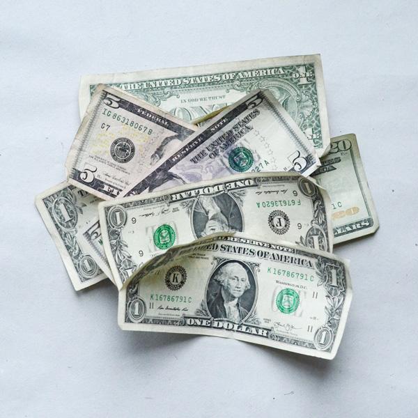 Who prints money